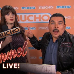 "Guillermo's Show ""MUCHO"" with Zooey Deschanel & John Cena"