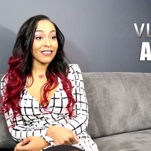 Amina Buddafly Discusses Touring With 15-Year-Old Chris Brown