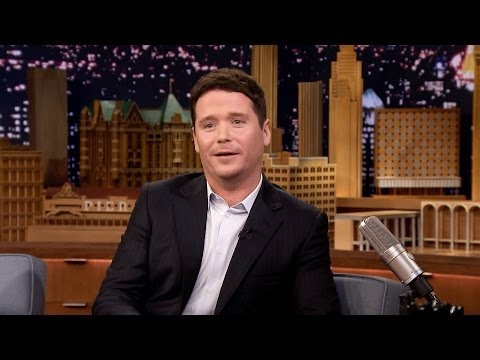 Kevin Connolly and Jimmy Had a Date at the Aquarium
