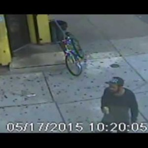 Robber Wipes Out on Bike After Snatching Woman's Phone