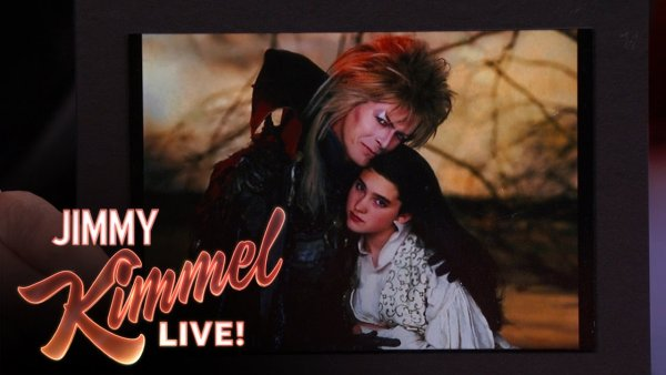 Jennifer Connelly on Labyrinth and David Bowie