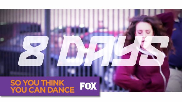So You Think You Can Dance | Season 12 Premiere Countdown: 8 Days | Fox Broadcasting