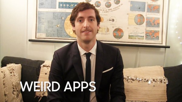 Weird Apps with Thomas Middleditch