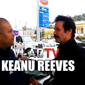 Keanu Reeves Gets Called Out for Using The Lord's Name in Vain
