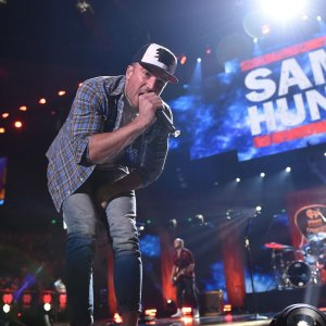 "iHeartRadio Country Festival – Sam Hunt: ""Leave the Night On"" (Episode Highlight)"