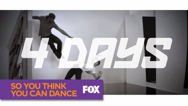 So You Think You Can Dance | Season 12 Premiere Countdown: 4 Days | Fox Broadcasting