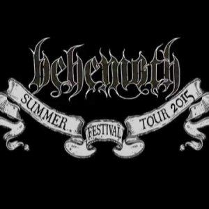 Behemoth – Summer Festival Tour 2015 (official Teaser)