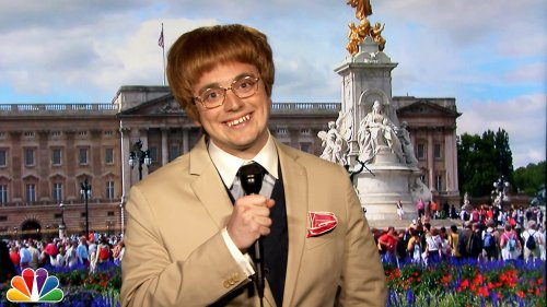 Annoying British Correspondent Reports on the Second Royal Baby