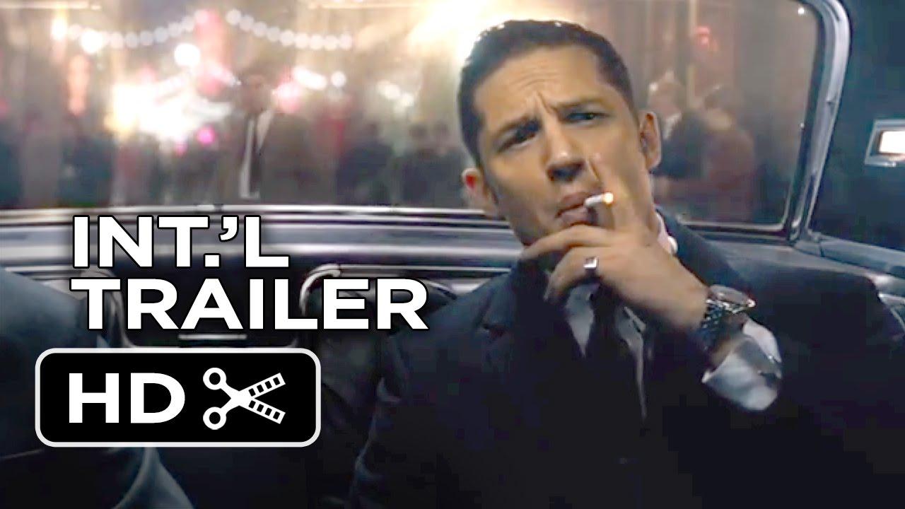 Legend International Teaser TRAILER 1 (2015) – Tom Hardy ...