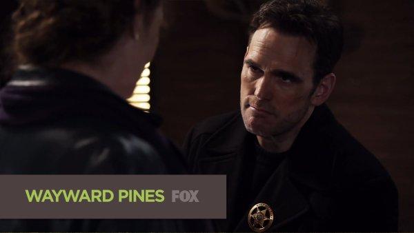 "Wayward Pines | Can I Help You? From ""betrayal"" | Fox Broadcasting"
