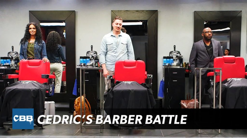 Cedric?s Barber Battle Queens Trailer The CW  INTHEFAME