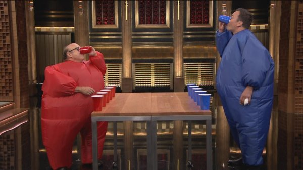 The Tonight Show Starring Jimmy Fallon Preview 7/28/15