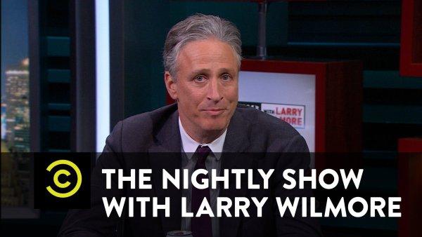 The Nightly Show – Obama Don't Care – Jon Stewart
