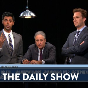 The Daily Show – 7/28/15 in: 60 Seconds