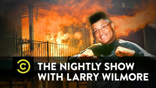 The Nightly Show – 7/28/15 in :60 Seconds