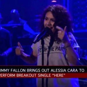 Late Night Roundup: Alessia Cara, Twin Shadow and Tyler, the Creator