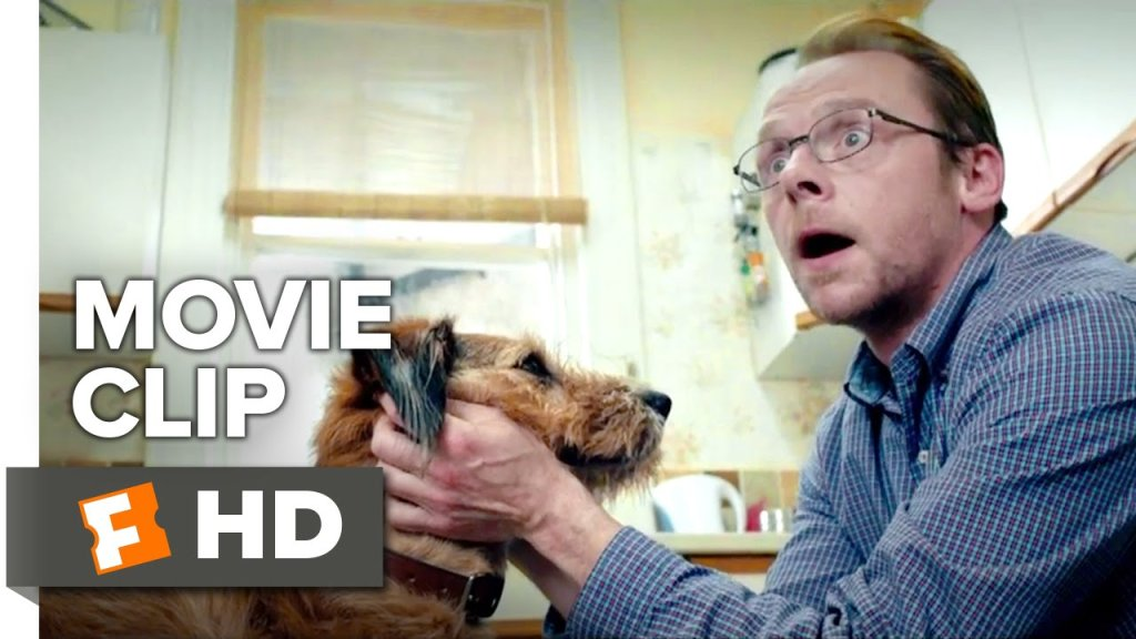 Anything Movie CLIP – Dog Talking (2015) – Simon Pegg Movie HD ...
