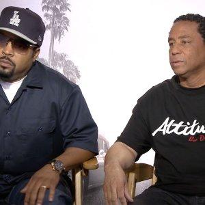 Ice Cube Talks 'Straight Outta Compton,' N.W.A Reunion Tour, & Drake vs. Meek Mill