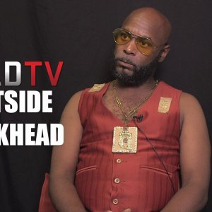 Eastside Crackhead: I Confronted DMX for Not Knowing Who I Am