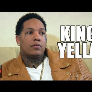 King Yella Calls Out Chicago Artists For Using Guns to Fight