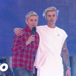 Justin Bieber – Sorry (Live From The Ellen Show)