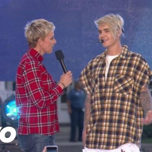 Justin Bieber – What Do You Mean? (Live From The Ellen Show)