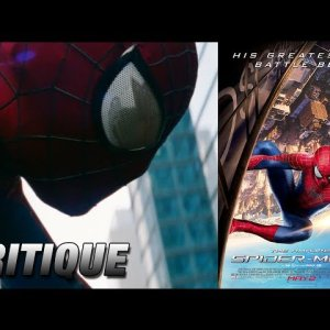 Critique : The Amazing Spiderman 2 (2014)