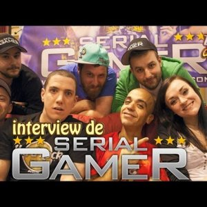 SERIAL GAMER – interview à la GamePlay '14