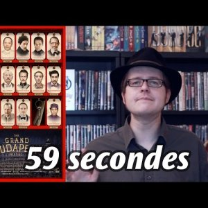 The Grand Budapest Hotel – 59 Secondes