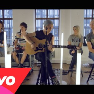 R5 – (I Can't) Forget About You (Live)