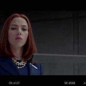 Captain America Le Soldat de l'Hiver : scène rallongée – Black Widow révèle son passé
