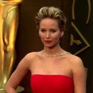 Jennifer Lawrence réagit aux photos nues qui ont été divulguées