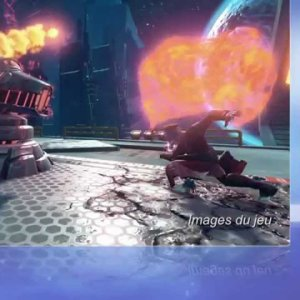 Disney infinity 2.0 : Marvel Super Heroes – Présentation de Star-Lord