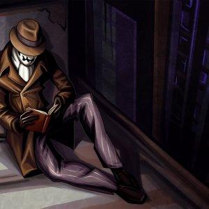 Les héros au cinéma : Rorschach (Watchmen)