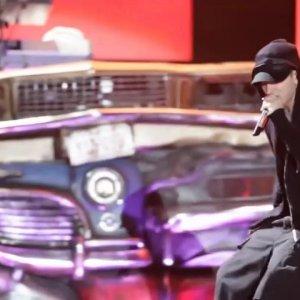 Eminem attaque en justice un parti politique