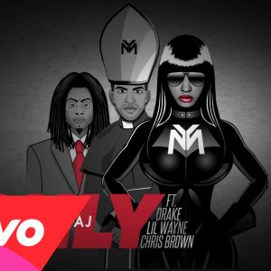 Nicki Minaj – Only (ft. Drake, Lil Wayne, Chris Brown) en écoute