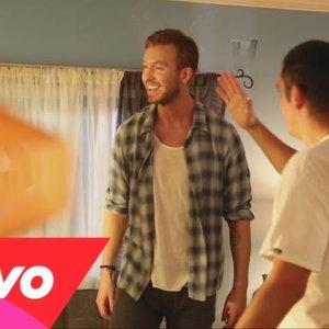 Calvin Harris : Outside ft. Ellie Goulding (coulisses du clip)