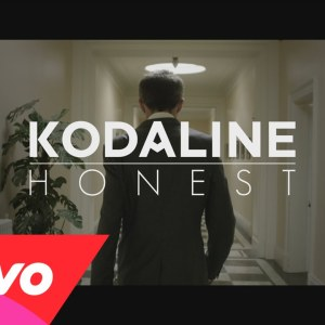 Kodaline : Honest (Lyric Video)