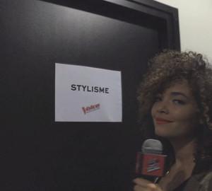 The Voice : Anaïs vous ouvre les portes de la loge stylisme