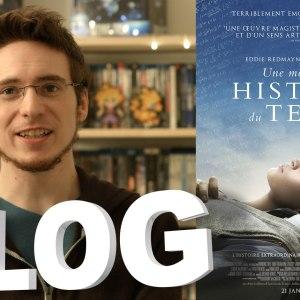 Vlog – Une Merveilleuse Histoire du Temps