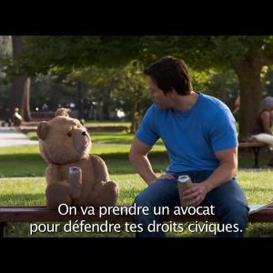 Ted 2 : bande-annonce VOST (Mark Wahlberg, Amanda Seyfried)