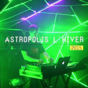 Maxime Dangles – Amsterhodes – Led Live (Astropolis l'hiver 2015)