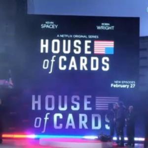 'House of Cards' : Kevin Spacey vous en dit plus !