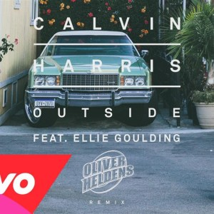 Calvin Harris – Outside (Oliver Heldens Remix) ft. Ellie Goulding [Audio]