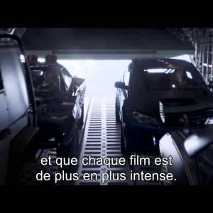 Fast & Furious 7 – Featurette : Les acteurs parlent du film VOST
