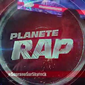 "Soprano ""Cosmo"" en live dans Planète Rap !"