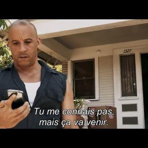 "Fast & Furious 7 : featurette ""Les Coulisses de la Saga"" VOST"