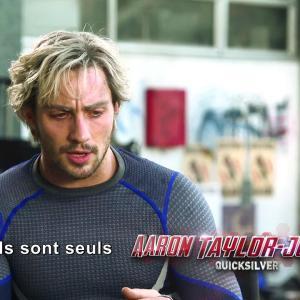 """Avengers 2 L'Ère d'Ultron : featurette """"Frère et Soeur"""" VOST"""