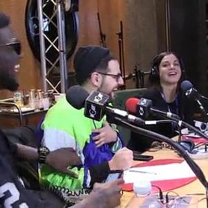 Le Woop En Interview Dans Good Morning Cefran