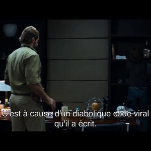 Chappie – Extrait – Burn to Ash – VOST – HD